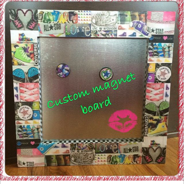 Magnetic and cork boards the paint tube custom baby gifts 1 negle